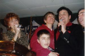 Joan singing 1